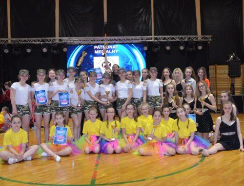 Ogólnopolskie Konfrontacje Zespołów Tanecznych w Małogoszczu