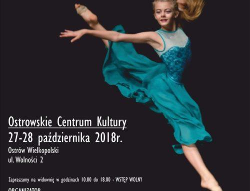 """XVI Ogólnopolski Konkurs Taneczny """"Magia Tańca"""""""