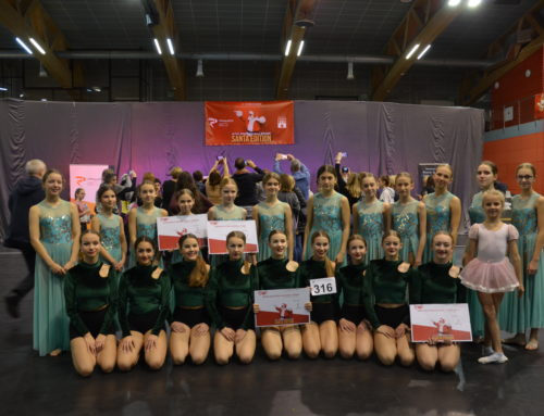 4th Professional Dance Organization Challenge, Chęciny